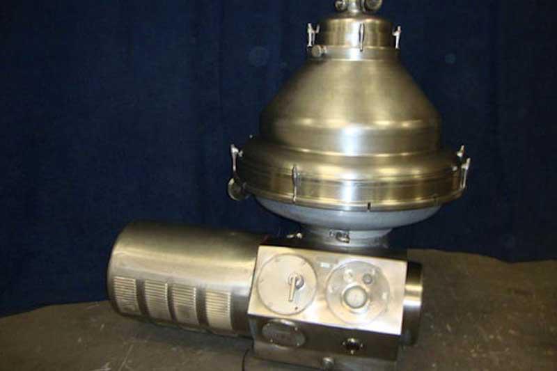Alfa Laval MRPX 418