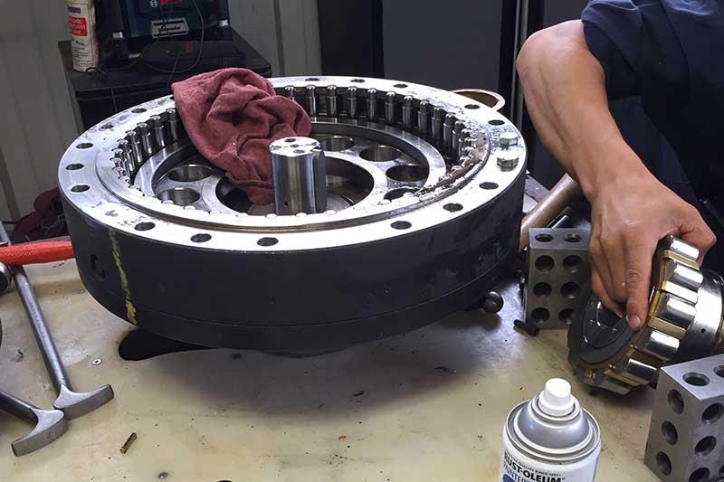Sumitomo Gearbox Repair Bearing