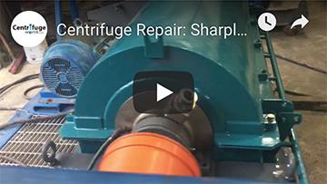 Centrifuge Repair