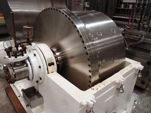 Podbieniak centrifuge